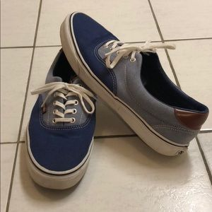 Vans Era size 13 - Two tone blue